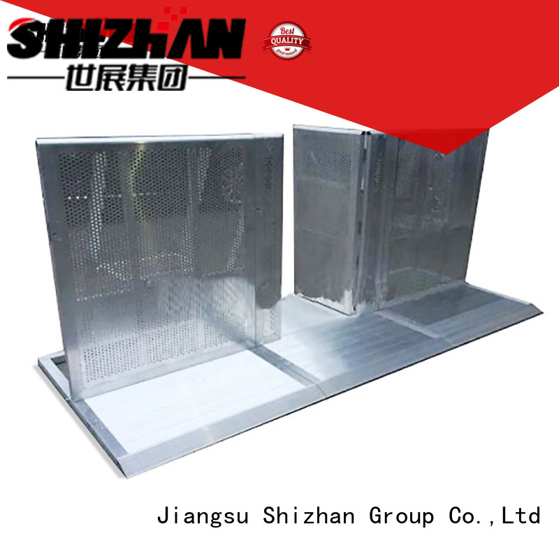 Shizhan crowd barrier one-stop services for sporting events
