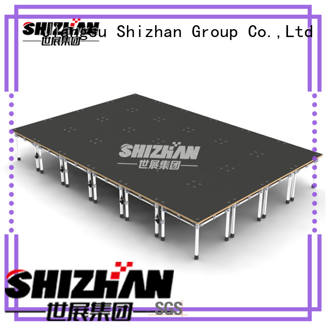 Shizhan ISO9001 certified festival stage factory for event