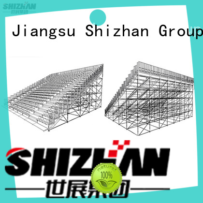 Shizhan outdoor bleachers bulk purchase