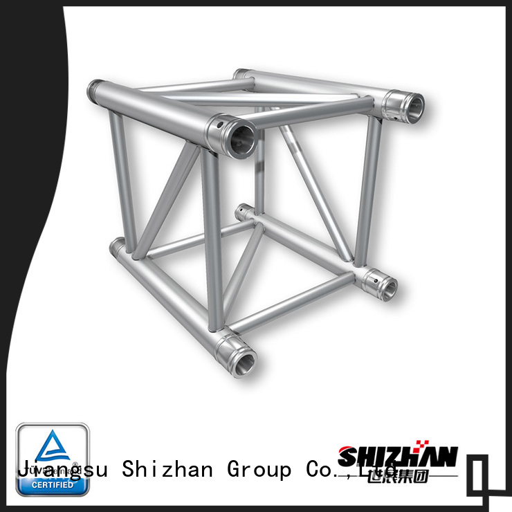 Shizhan aluminium stage truss solution expert for wholesale