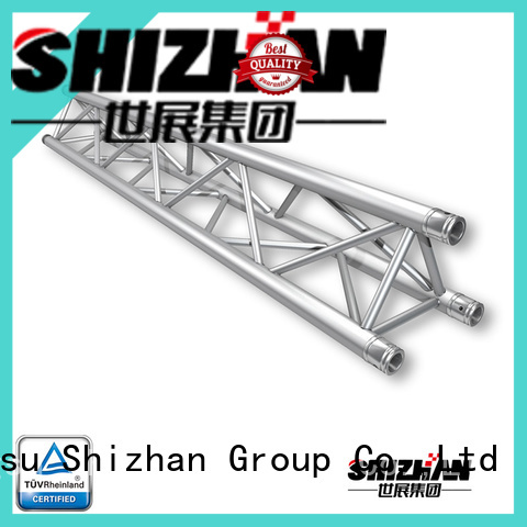 Shizhan affordable aluminum stage truss factory for event