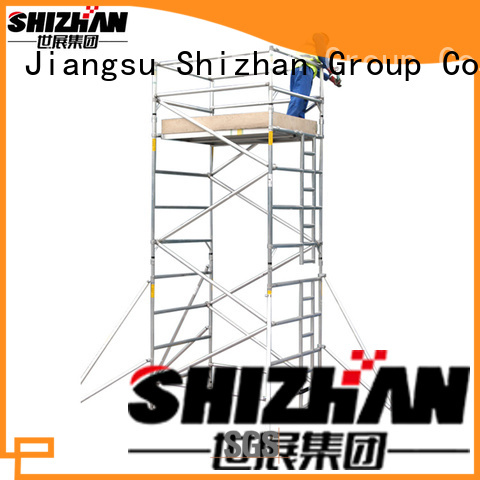 Shizhan 100% quality universal scaffolding exporter for construction