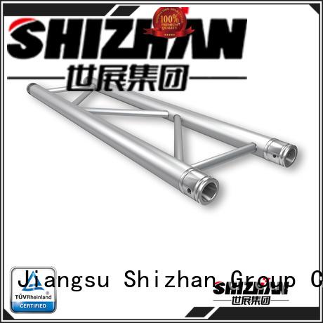 Shizhan custom aluminum lighting truss for wholesale