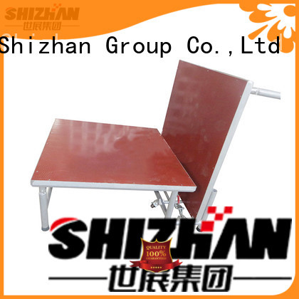 Shizhan modern aluminium stage manufacturer for event