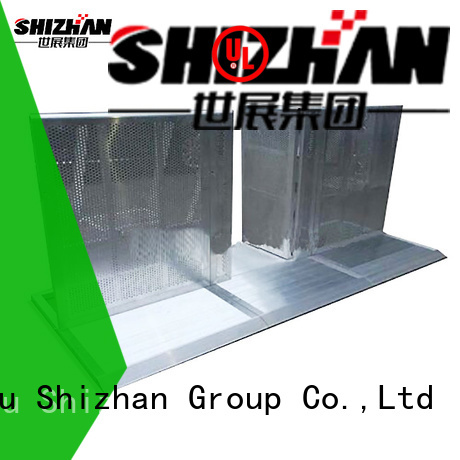 Shizhan TUV certified crowd barriers one-stop services for event