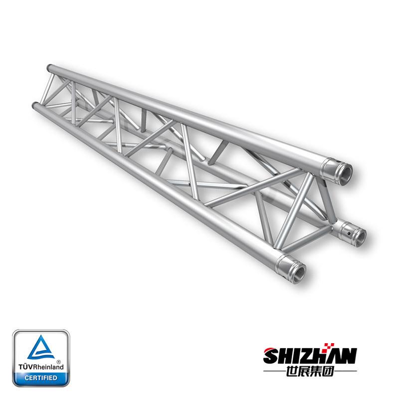 Triangle truss exhibit and display truss SZ33