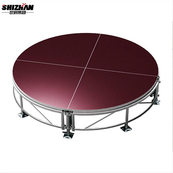 Shizhan modular stage platform trader for party-2