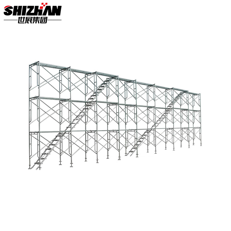 100% quality aluminum scaffolding wholesaler trader for house building-2