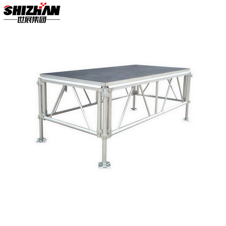 Aluminum Portable stage folding stage platform