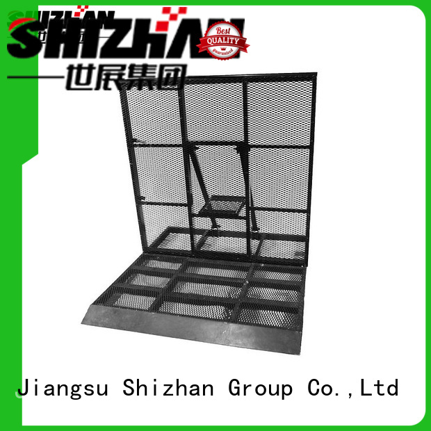 Shizhan custom metal barrier one-stop services for sporting events