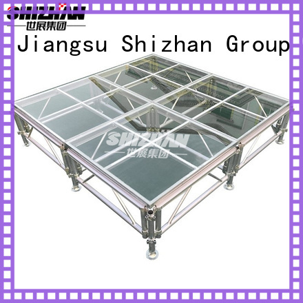Shizhan stage frame trader for event