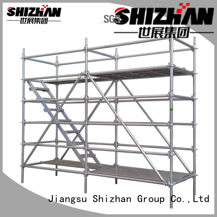 ISO9001 certified stage scaffolding exporter for construction
