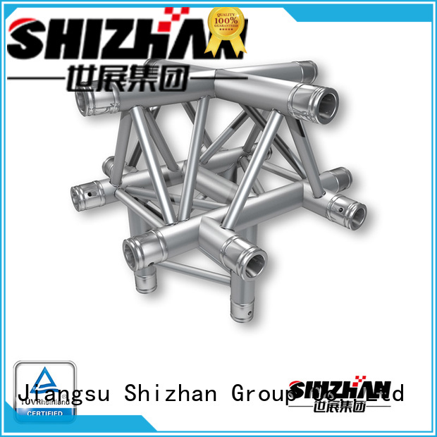 Shizhan professional metal roof trusses solution expert for wholesale