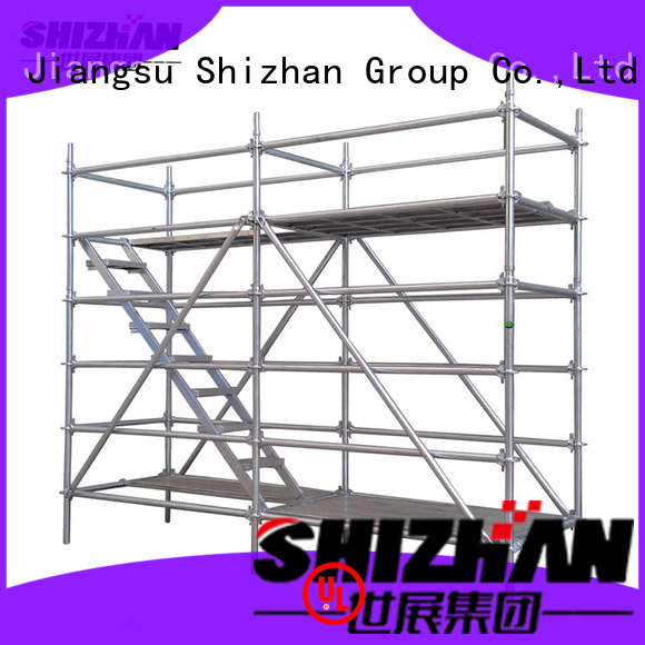 Shizhan portable scaffolding solution expert for house building