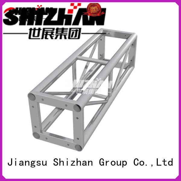 Shizhan aluminum stage truss awarded supplier for importer