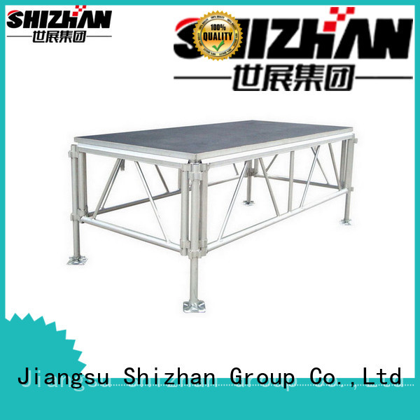 Shizhan ISO9001 certified stage frame factory for event