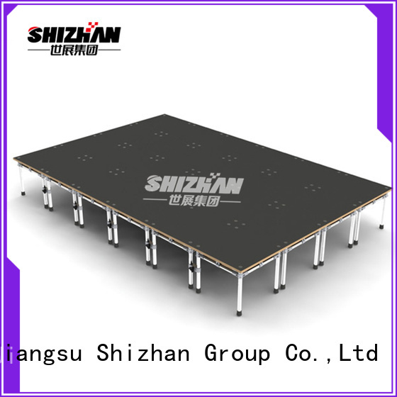 Shizhan ISO9001 certified stage frame factory for party