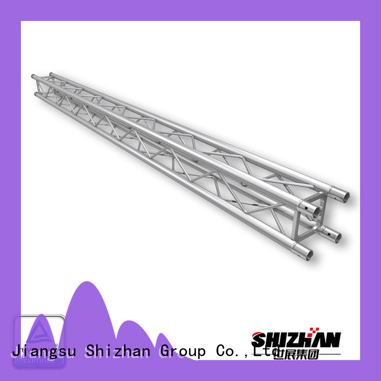 Shizhan aluminium stage truss awarded supplier for importer