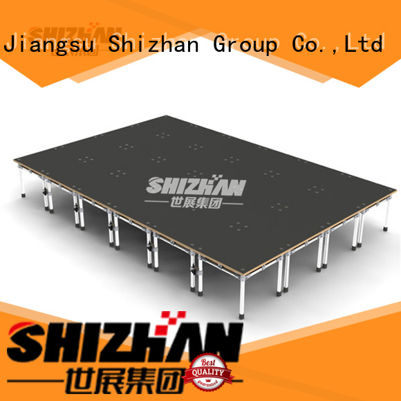 Shizhan moveable stage manufacturer for event