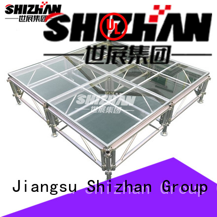 Shizhan performance stage trader for event