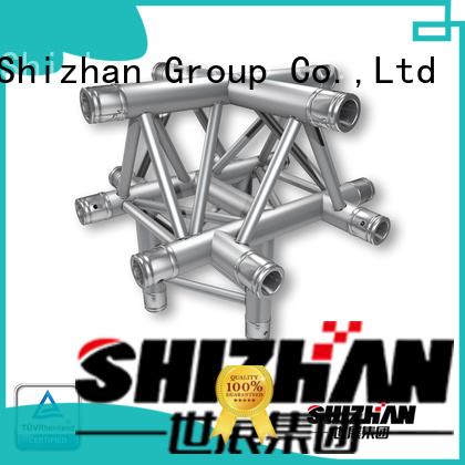 Shizhan professional aluminum truss awarded supplier for importer