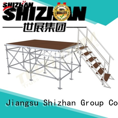 Shizhan 100% quality light stage manufacturer for sale