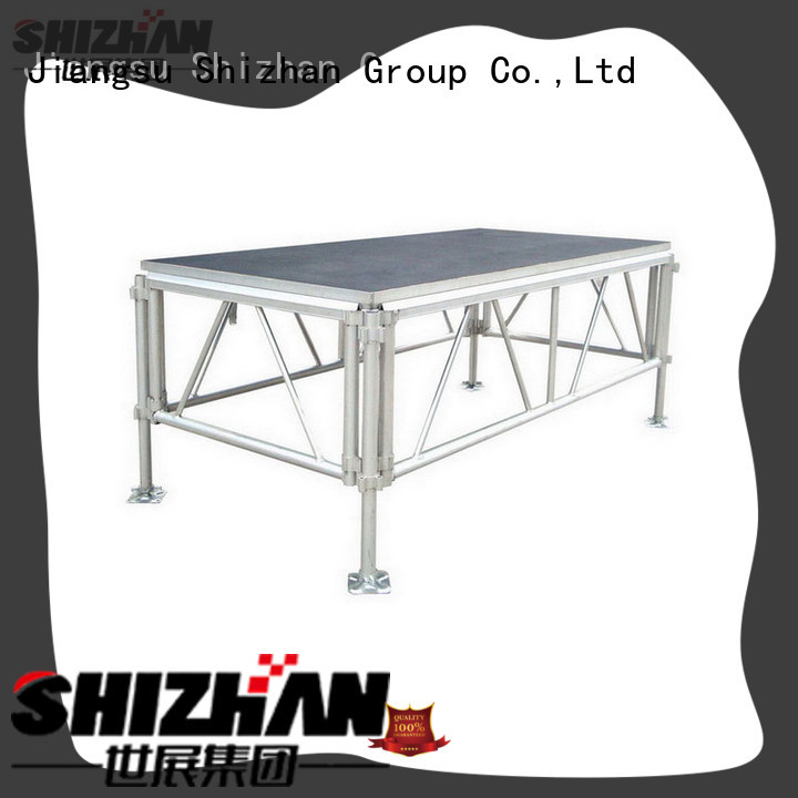 mobile concert stage for sale Shizhan