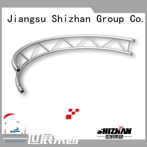 Shizhan affordable truss aluminium solution expert for importer