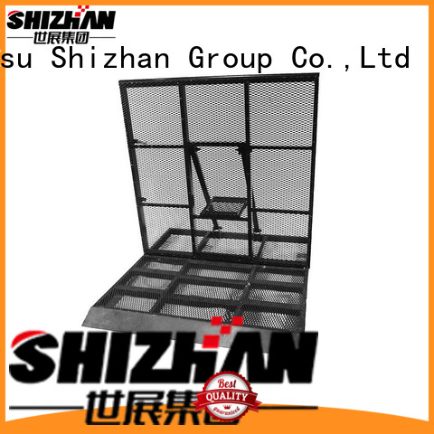 Shizhan crowd barrier chinese manufacturer for sporting events