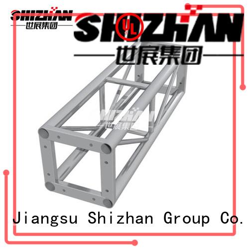 Shizhan affordable aluminium tri truss for importer
