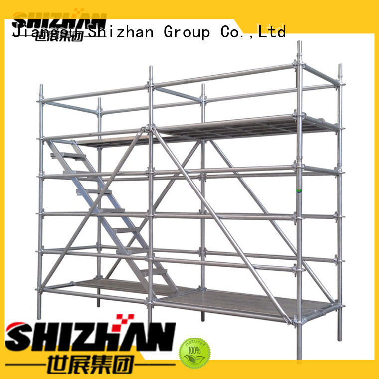 Shizhan metal scaffolding wholesaler trader for construction