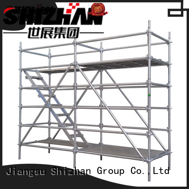 ISO9001 certified roof scaffolding wholesaler trader for construction