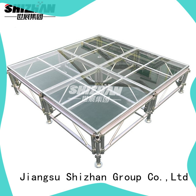 modern festival stage manufacturer for party