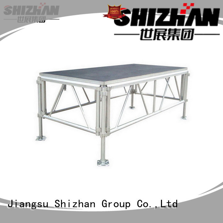 Shizhan ISO9001 certified best concert stages trader for party