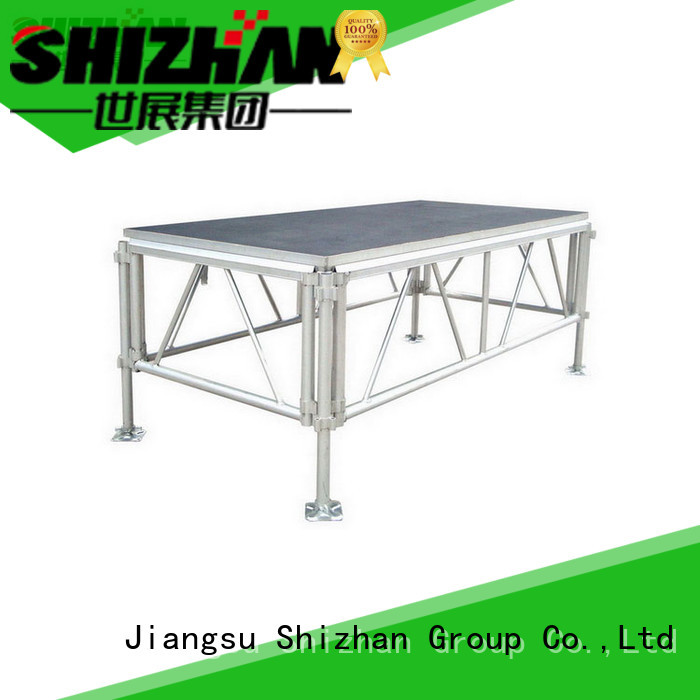 Shizhan modern outdoor stage factory for sale