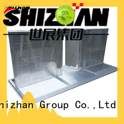 crowd safety barriers chinese manufacturer for sporting events Shizhan