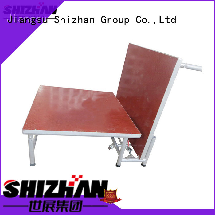 100% quality aluminum stage manufacturer for event