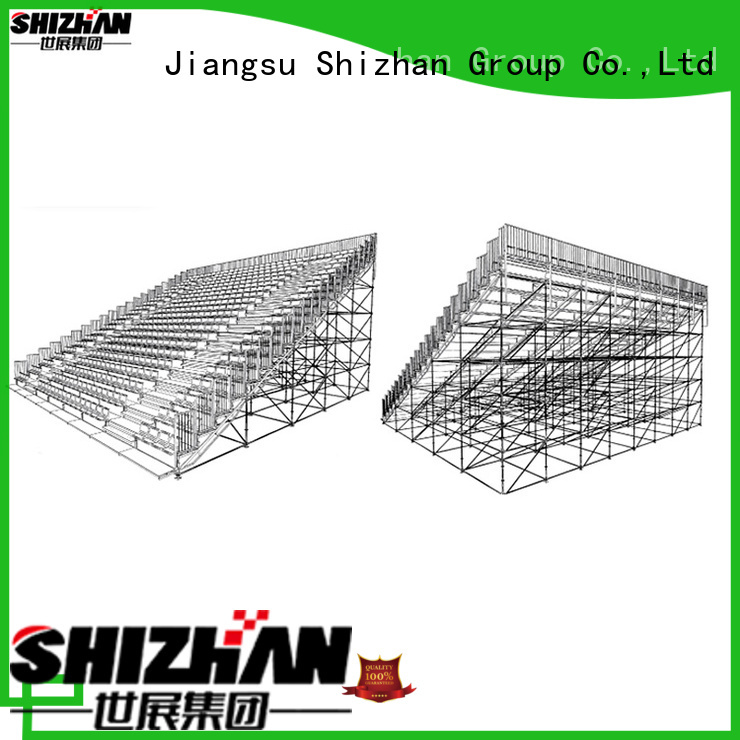 bleacher stands quick transaction for stadium Shizhan