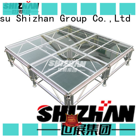 Shizhan portable stage factory for sale