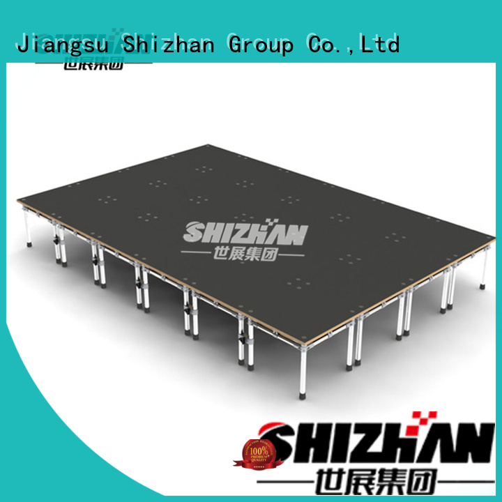 Shizhan 100% quality stage frame manufacturer for event
