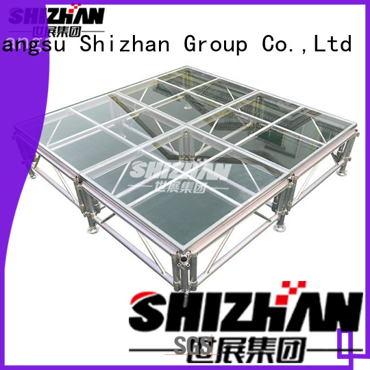 Shizhan outdoor concert stage factory for event