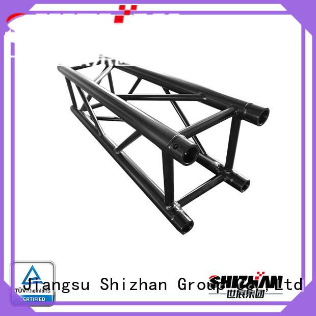 Shizhan aluminium truss system stage factory for importer