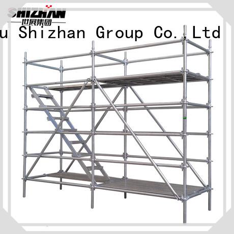 Shizhan 100% quality scaffolding frame wholesaler trader for house building