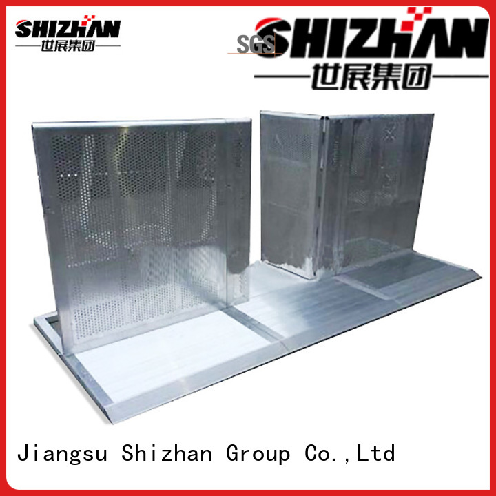 Shizhan crowd control barrier one-stop services for sporting events