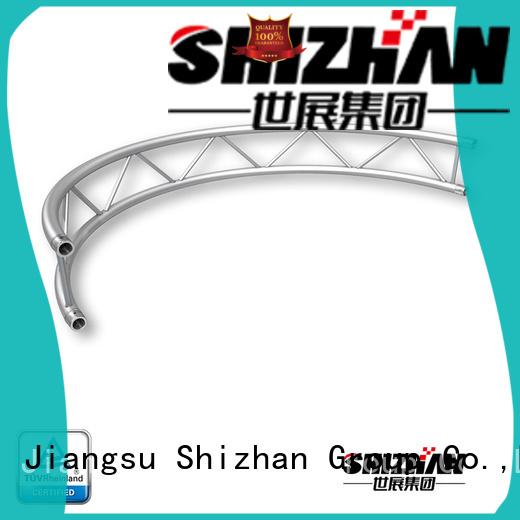 Shizhan custom lightweight lighting truss for event