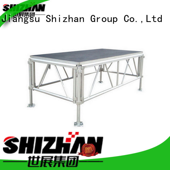 folding stage trader for sale Shizhan