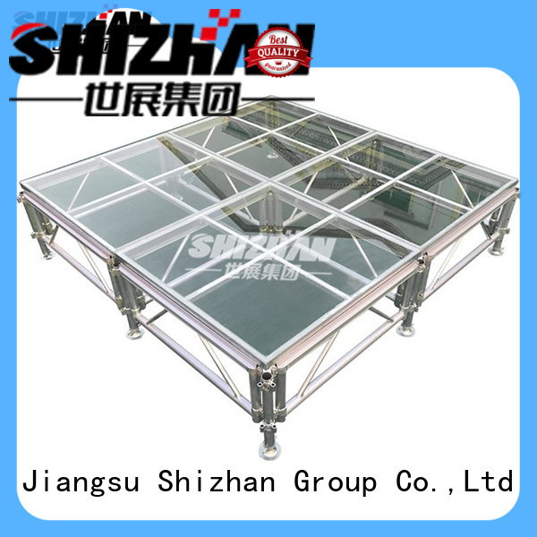 Shizhan modern outdoor concert stage trader for event