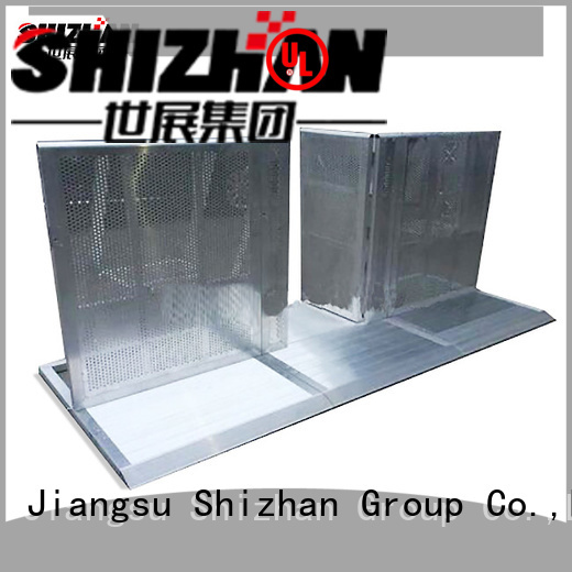 Shizhan mojo barrier supplier for concert