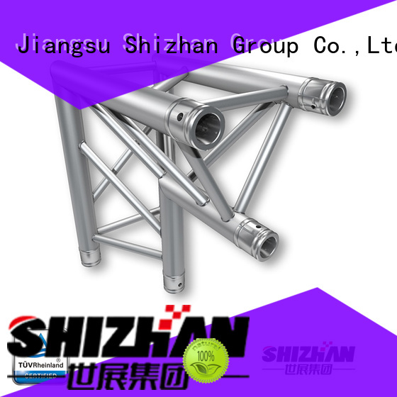 Shizhan aluminium truss system stage solution expert for event