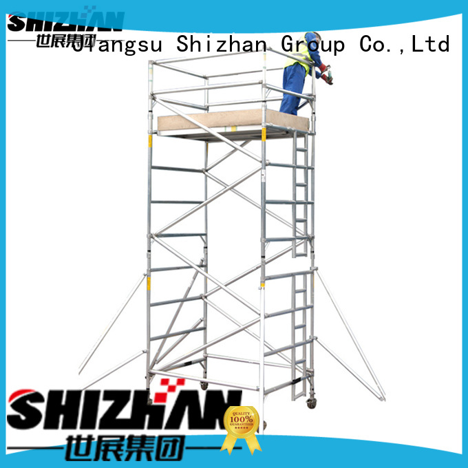 Shizhan professional portable scaffolding solution expert for importer